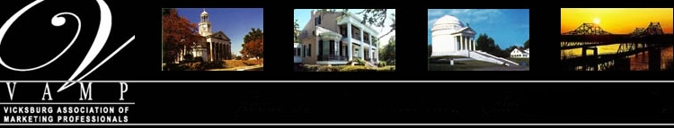 Vicksburg Association of Marketing Professionals